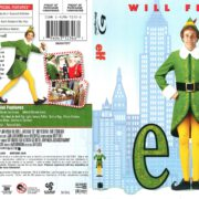 Elf (2003) R1 Blu-Ray Cover