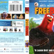 Free Birds (2013) R1 Blu-Ray Cover