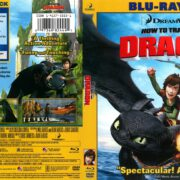 How to Train Your Dragon (2010) R1 Blu-Ray Cover