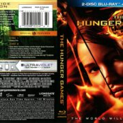 The Hunger Games (2012) R1 Blu-Ray Cover