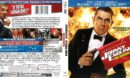 Johnny English Reborn (2012) R1 Blu-Ray Cover