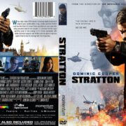 Stratton (2017) R2 CUSTOM DVD Cover & Label
