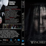 Winchester: The House That Ghosts Built (2018) R1 CUSTOM DVD Cover & Label