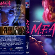 M.F.A. (2017) R1 CUSTOM DVD Cover & Label