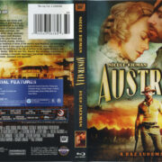 Australia (2008) R1 Blu-Ray Cover & Label