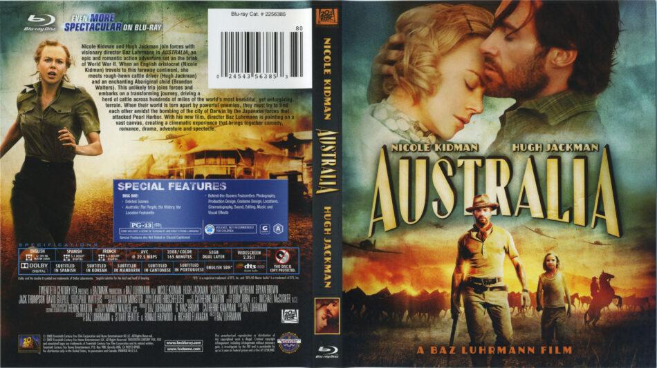 Australia 2008 R1 Blu Ray Cover Label Dvdcover Com