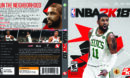 NBA 2K18 Xbox One (2017) (USA) XBOX One Cover