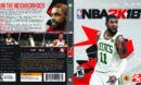 NBA 2K18 Xbox One (2017) (USA) XBOX One Cover
