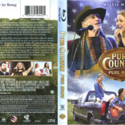 Pure Country: Pure Heart (2017) R1 Blu-Ray Cover & Labels