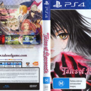 Tales of Berseria (2017) PAL PS4 Cover
