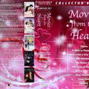 Movies from the Heart Collection (1997-2011) R1 Custom DVD Cover