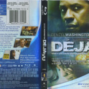 Deja Vu (2007) R1 Blu-Ray Cover & Label