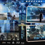 Skyline Double Feature (2010-2017) R1 Custom Blu-Ray Cover