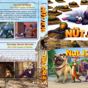 The Nut Job Double Feature (2014-2017) R1 Custom Blu-Ray Cover