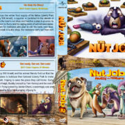 The Nut Job Double Feature (2014-2017) R1 Custom DVD Cover