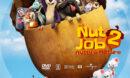 The Nut Job 2 (2017) R1 Custom DVD Label