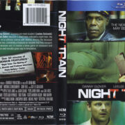 Night Train (2008) R1 Blu-Ray Cover & Label