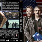 Last Flag Flying (2017) R1 Custom DVD Cover & Label