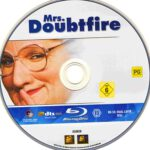 Mrs. Doubtfire (2010) R2 German Blu-Ray Label