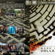 The Maze Runner Collection (2014-2018) R1 Custom DVD Cover