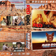 Red Dog Double Feature (2011-2016) R1 Custom DVD Cover