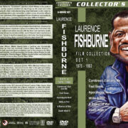 Laurence Fishburne Film Collection – Set 1 (1975-1982) R1 Custom DVD Covers