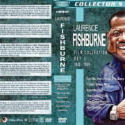 Laurence Fishburne Film Collection – Set 2 (1982-1986) R1 Custom DVD Covers