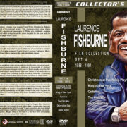 Laurence Fishburne Film Collection – Set 4 (1988-1991) R1 Custom DVD Covers