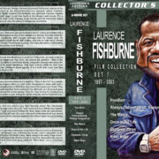Laurence Fishburne Film Collection – Set 7 (1997-2001) R1 Custom DVD Covers