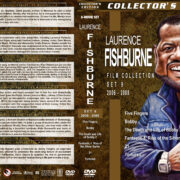 Laurence Fishburne Film Collection – Set 9 (2006-2008) R1 Custom DVD Covers