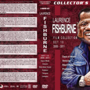 Laurence Fishburne Film Collection – Set 10 (2008-2011) R1 Custom DVD Covers