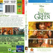 The Odd Life of Timothy Green (2012) R1 Blu-Ray Cover