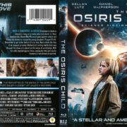 The Osiris Child (2016) R1 Blu-Ray Cover