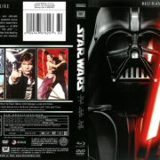 Star Wars Trilogy (1977-2013) R1 Blu-Ray Cover
