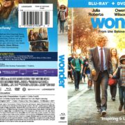 Wonder (2018) R1 Blu-Ray Cover