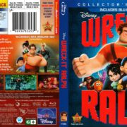 Wreck-It Ralph (2013) R1 Blu-Ray Cover