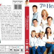 7th Heaven Season 7 (2008) R1 DVD Covers