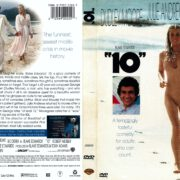 """10"" (1979) R1 DVD Cover"