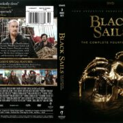 Black Sails Season 4 (2017) R1 DVD Cover