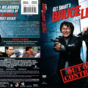 Get Smart's Bruce and Lloyd: Out of Control (2008) R1 DVD Cover