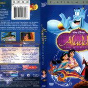 Aladdin (2004) R1 DVD Cover