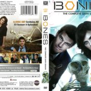 Bones Season 6 (2011) R1 DVD Cover