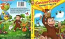 Curious George Swings into Spring (2013) R1 DVD Cover