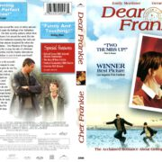 Dear Frankie (2004) R1 DVD Cover