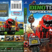 Dinotrux: Reptool Rescue (2016) R1 DVD Cover