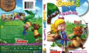 Goldie and Bear: Best Fairytale Friends (2016) R1 DVD Cover
