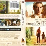 Goodbye Christopher Robin (2017) R1 DVD Cover
