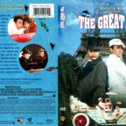 The Great Race (1965) R1 DVD Cover