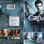 Grimm Season 4 (2015) R1 DVD Covers