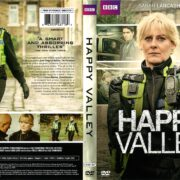 Happy Valley (2015) R1 DVD Cover